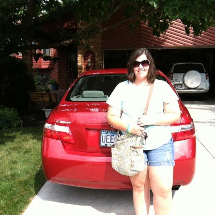 Katie car
